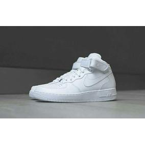 size 40 ad37e 8d6d6 Zapatos Nike Air Force One Importados Caña Alta