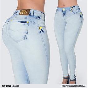 1510c9225 Modinha Calca Pantalona Jean - Calças Jeans Feminino no Mercado ...