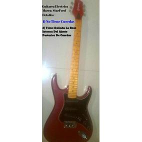 Guitarra Eléctrica (usada) Leer Detalles En La Foto!