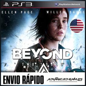 Beyond Two Souls - Inglês - Jogos Ps3 Psn Digital