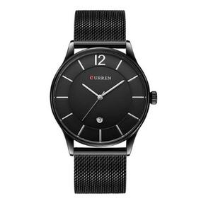 Relógio Masculino Curren Analógico 8231 Preto