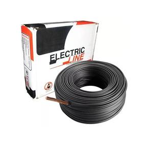 Rollo Cable Eléctrico Thw Cal 12 100% Cobre 100m Ferre Fast