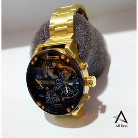 05422f263951 Reloj Hombre Acero Negro Relojes - Relojes Pulsera Masculinos Diesel ...