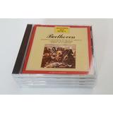 Box Set Combo Beethoven 5 Discos Originales Nuevos 100% Wow!