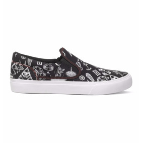 Dc Zapatillas Trase Slip On Sp (bep)