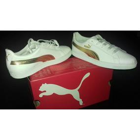 44b821204 Guayos Pumas Evospeed - Ropa, Zapatos y Accesorios Blanco en Mercado ...