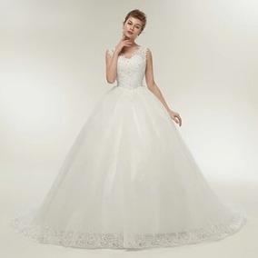 f89cf0260 Vestido Noiva Princesa - Vestidos De Noivas Longos Femininas em Nova ...