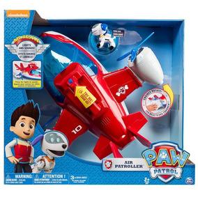 Brinquedo Avião Patrulheiro Patrulha Canina Paw Patrol