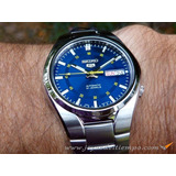 Reloj Seiko 5 Automatico Acero Inox. Snk615k1 C/ Gtia