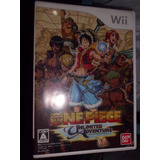 Wii One Piece Unlimited Aventure Jp