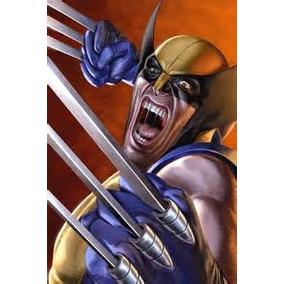 Super- Boneco Marvel Wolverine- 16cm- Articulado-promoção!!!