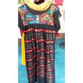 Huipil / Vestido Tipico De Oaxaca Varios Colores