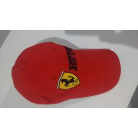 Lindos Bones Ferrari (100% Originais)direto - Bonés no Mercado Livre ... b9b28451ee6