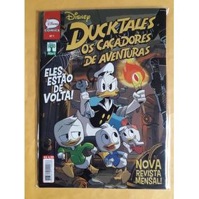 Gibi Duck Tales - Os Caçadores De Aventuras N°01