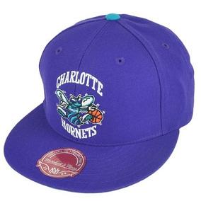 Gorra Charlotte Hornets Nba Mitchell   Ness Hwc Nueva dedd4365ced
