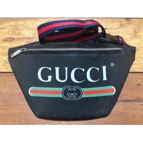 66e7a2e6c172d Pochete Gucci - Malas e Carteiras no Mercado Livre Brasil
