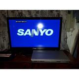 Reproductor De Dvd Sanyo Dvd-9206u Mp3 Cd