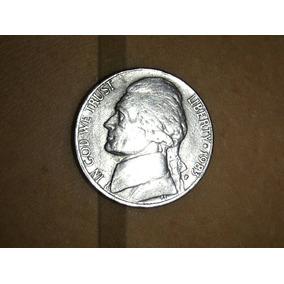 Moeda Liberty 1983 Quarter Dollar -