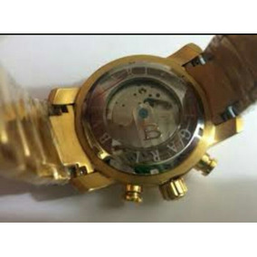 Lindo Relogio Bulgari Ouro - Relógios De Pulso no Mercado Livre Brasil 2bf0c9d0e4