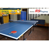 Mesas De Ping Pong R S 2000 ¡ Precio De Fábrica !