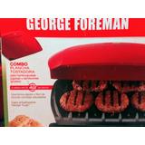 Parrilla George Foremani