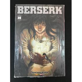 Berserk Luxo Volume 20 - Novo E Lacrado