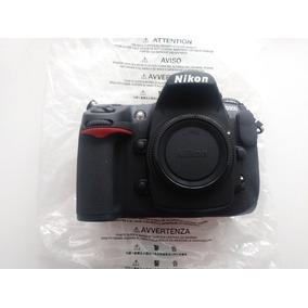 Camara Cuerpo Nikon D300