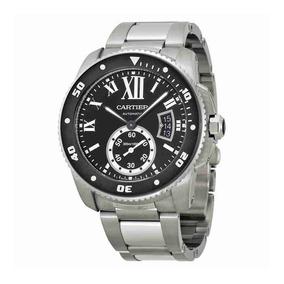 2cd932efaed Relógio Cartier Calibre 3299m - Relógios De Pulso no Mercado Livre ...