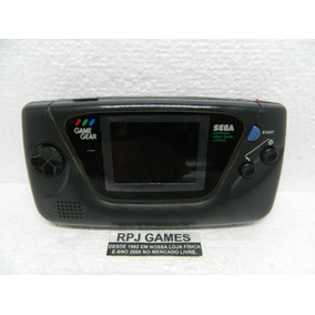 Game Gear Americano C/ Defeito Leia Anuncio - Loja Centro Rj