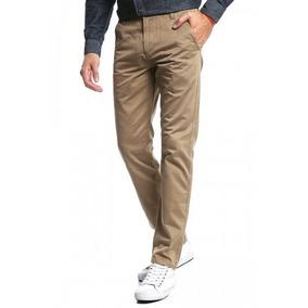 Pantalon Beige Dockers Alpha Khaki Slim Fit Talla 29x32