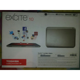 Tablet Tochiba Exite 10 (android Ice Cream) Prcio Cmbsble !!