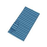 Esteira Praia Dobrável Azul/azul Ref. 003655 - Mor
