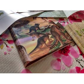 Coleção Salvat Dinossauros (fascículos, Revistas, Encartes)