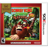 Juego Digital Nintendo 3ds Donkey Kong Country Somos Tienda
