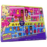 Polly Pocket Super Coleccion De Modas 50 Pcs- Envío Gratis