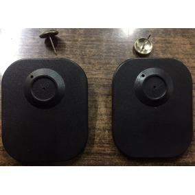 Tags, Para Ropa, Color Negro (pin,alarma)