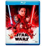 Blu Ray Star Wars - Os Últimos Jedi - Original Lacrado