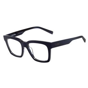 Evoke Uprise Iii - Óculos De Grau H01 Blue Gun Lente 5,3 Cm 423880ebba