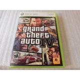 Grand Theft Auto Xbox 360