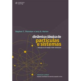 Dinâmica Clássica De Partículas E Sistemas