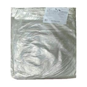 Saco Plástico Tipo Único Transparente 100 Litros Leiraw