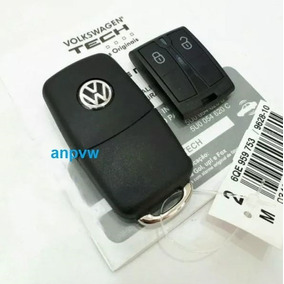 Kit Alarme Original Canivete Vw Up Gol Voyage Fox Saveiro