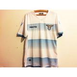 Camisa Lazio Aguia - Futebol no Mercado Livre Brasil 7dd50c7425399