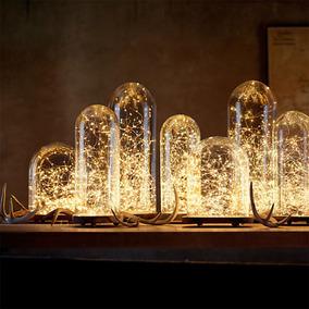 3 Series Luces Led Alambre Luz Ambar 5mts C/u