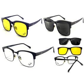 3840b86bae248 Oculos Sol Ultimos Lancamentos - Óculos Armações no Mercado Livre Brasil