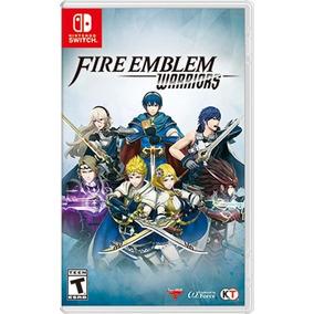 Jogo Fire Emblem Warriors - Nintendo Switch