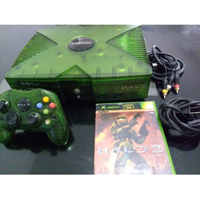 Xbox Clasico Edicion Halo Special Edition Retro Clasico