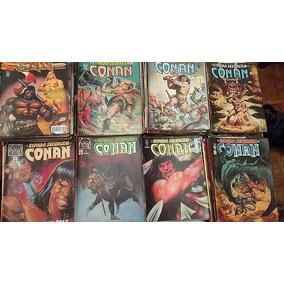 Espada Selvagem Conan, Rei, Bárbaro,saga,várias R$ 3,50 Cada