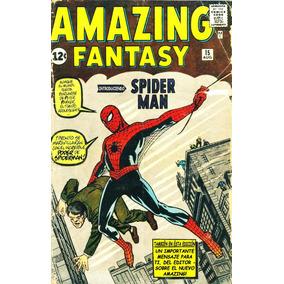 Comics Digitales De Spider-man Del 1-700 + Anuales