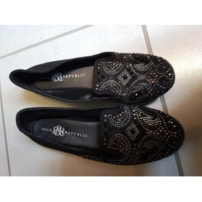 Zapatos Tipo Flats Rock And Republic 9.5 Us - 6.5 Mexicano 49383fb9479